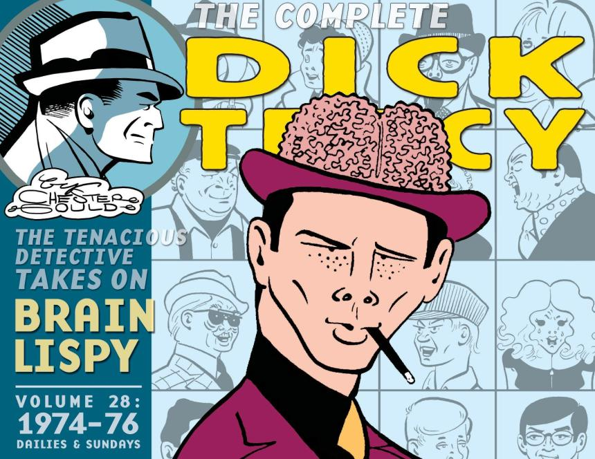 The Complete Chester Gould Dick Tracy Vol. 28