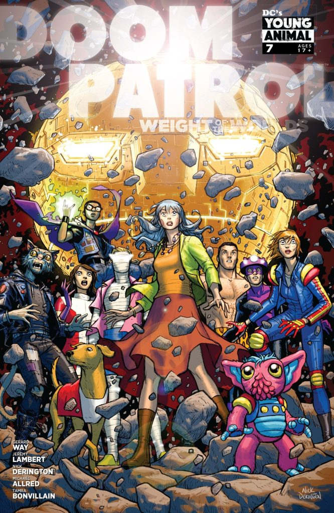 Doom Patrol: Weight of the Worlds #7