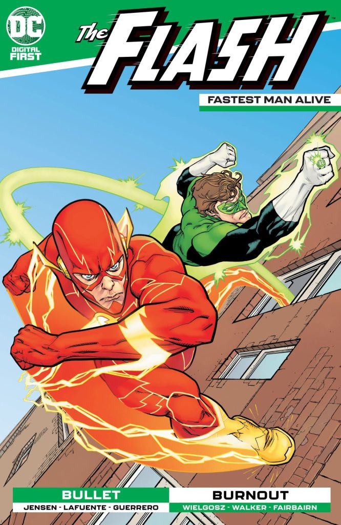 The Flash: The Fastest Man Alive #10