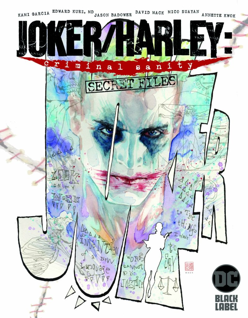 Joker/Harley: Criminal Sanity - Secret Files #1