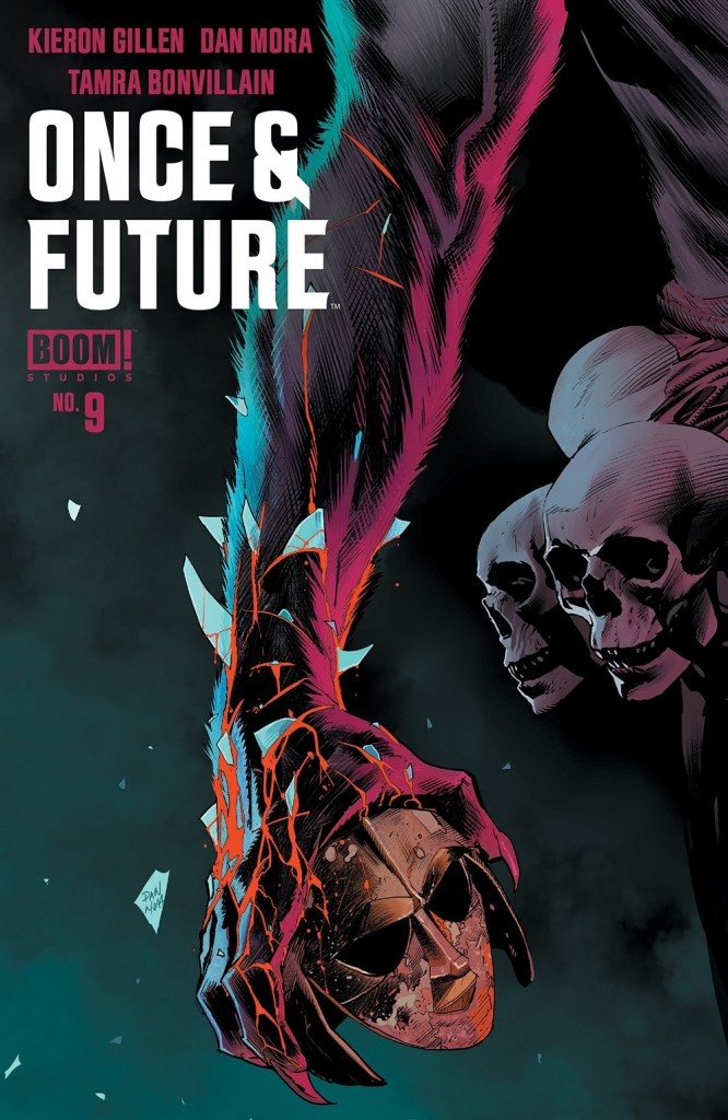 Once & Future #9