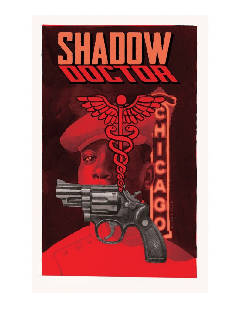 SHADOW DOCTOR #1