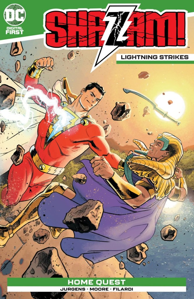 Shazam: Lightning Strikes #1