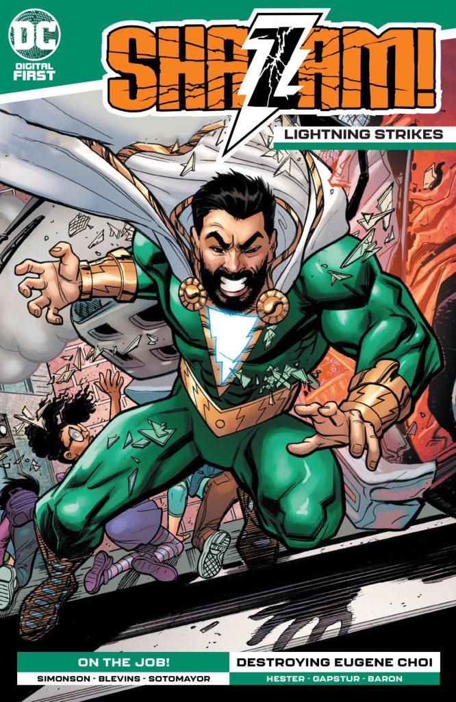 Shazam: Lightning Strikes #2