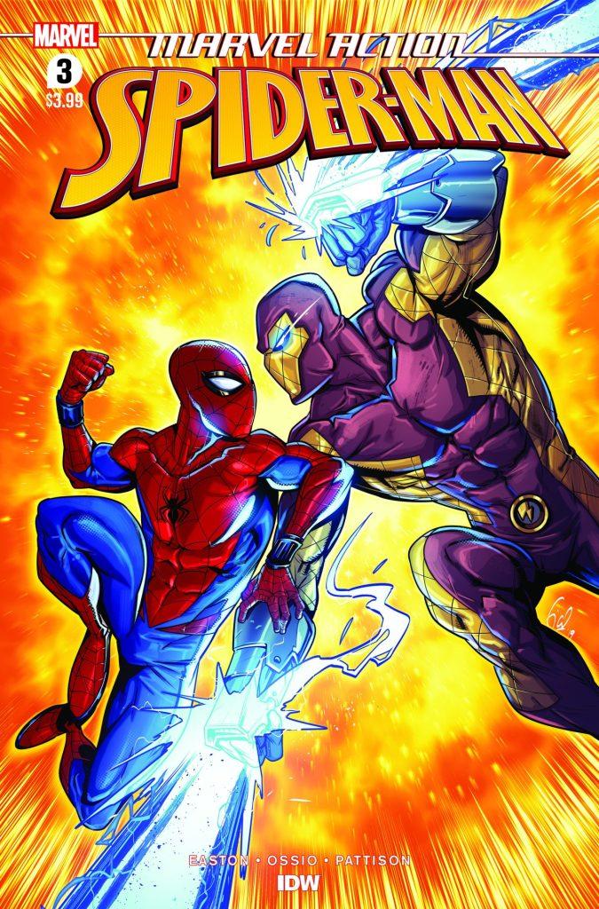 Marvel Action: Spider-Man #3