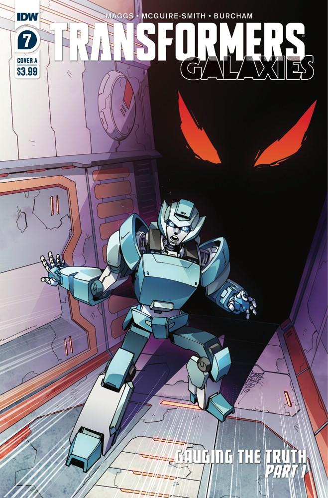 Transformers: Galaxies #7