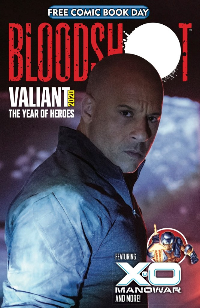 VALIANT 2020: THE YEAR OF HEROES FCBD SPECIAL