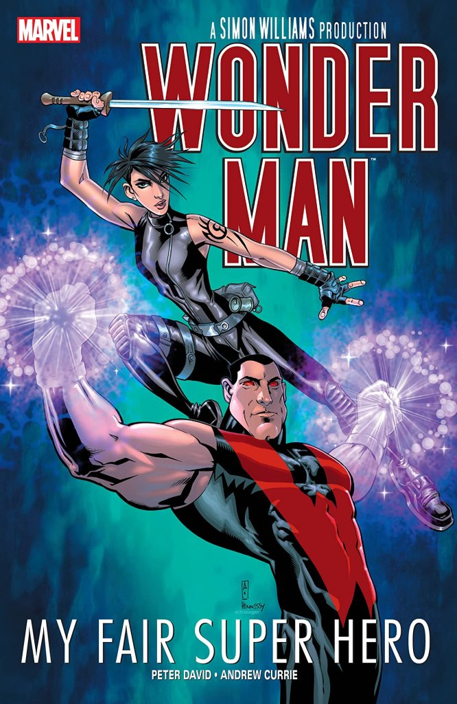 Wonder Man: My Fair Super Hero