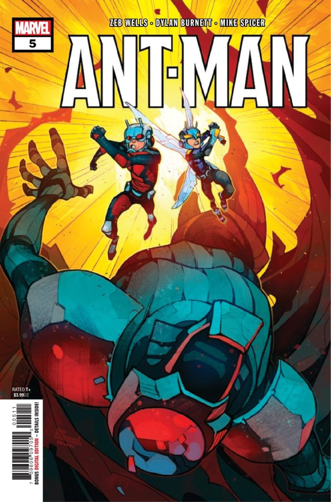 Ant-Man #5 (of 5)