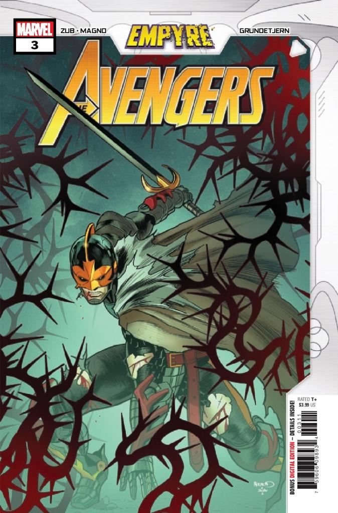 Empyre: Avengers #3 (of 3)