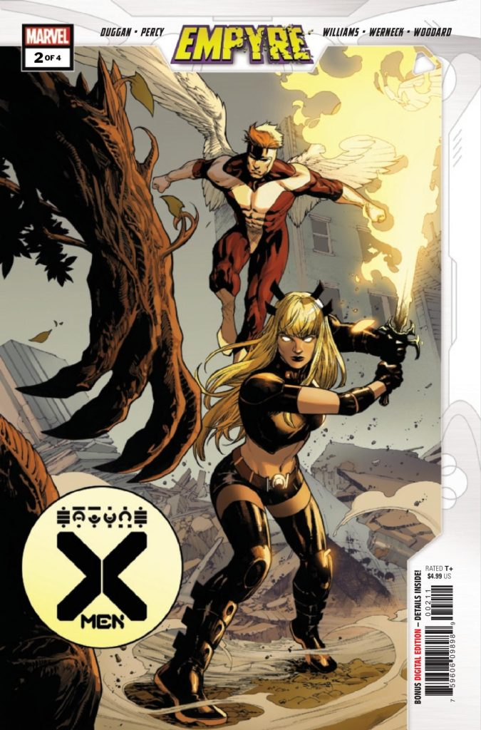 Empyre: X-Men #2 (of 4)