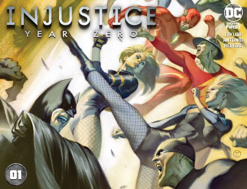 Injustice: Year Zero Chapter One