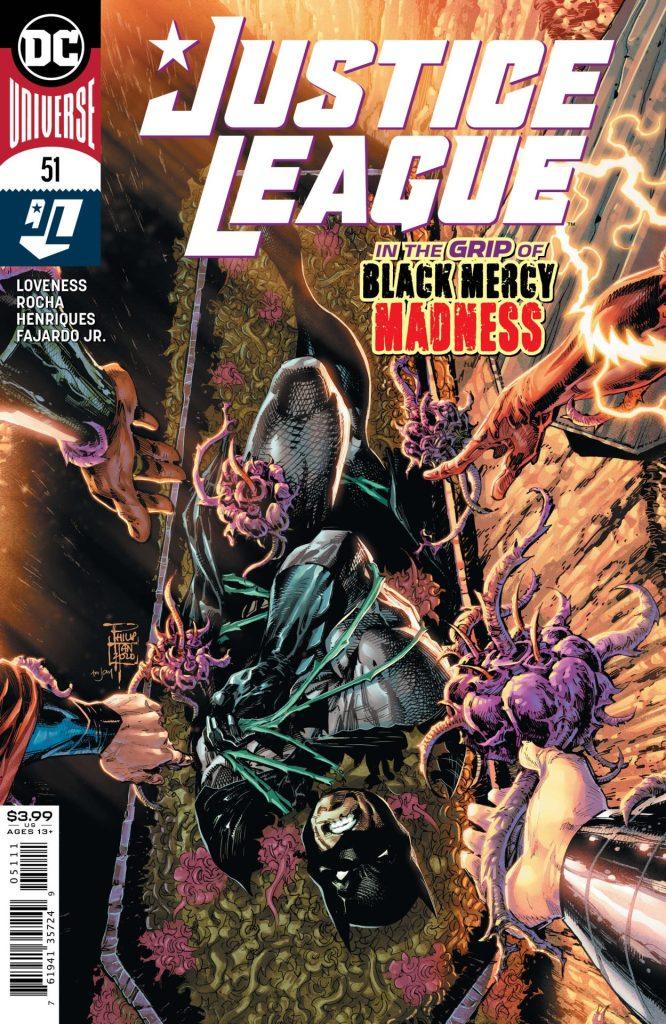 Justice League #51