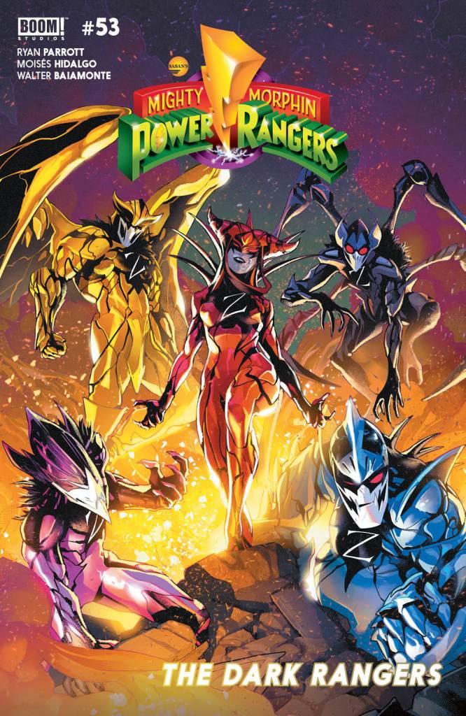Mighty Morphin Power Rangers #53