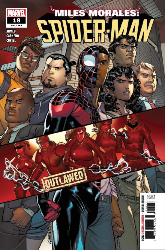 Miles Morales: Spider-Man #18