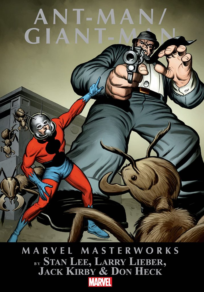 Marvel Masterworks: Ant-Man/Giant-Man Vol. 1