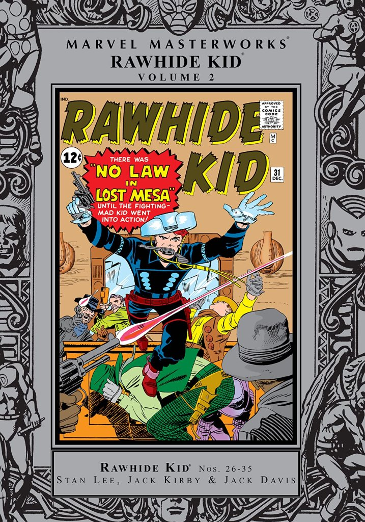 Rawhide Kid Masterworks Vol. 2