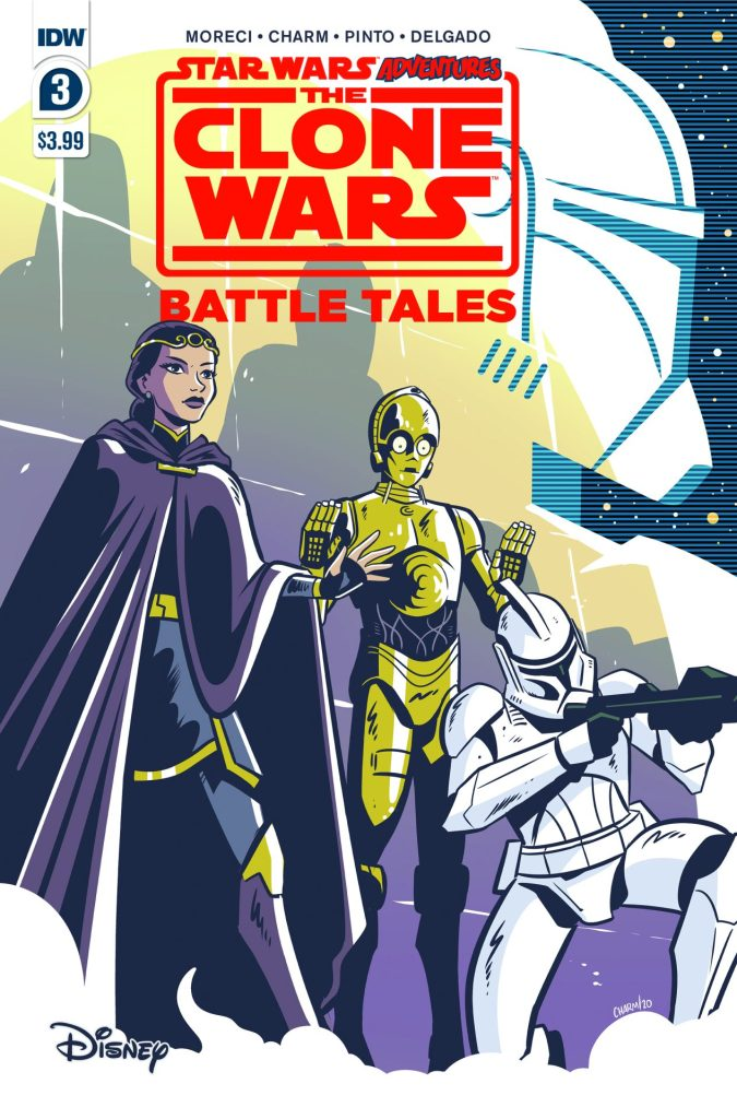 Star Wars Adventures: The Clone Wars: Battle Tales #3 (of 5)