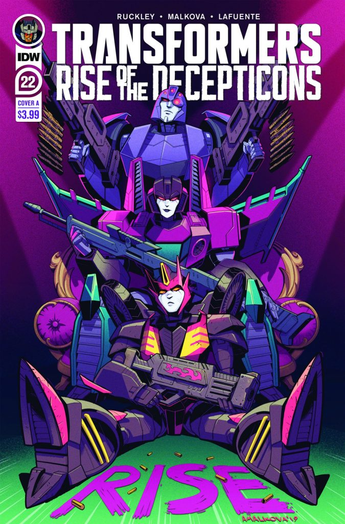 Transformers #22