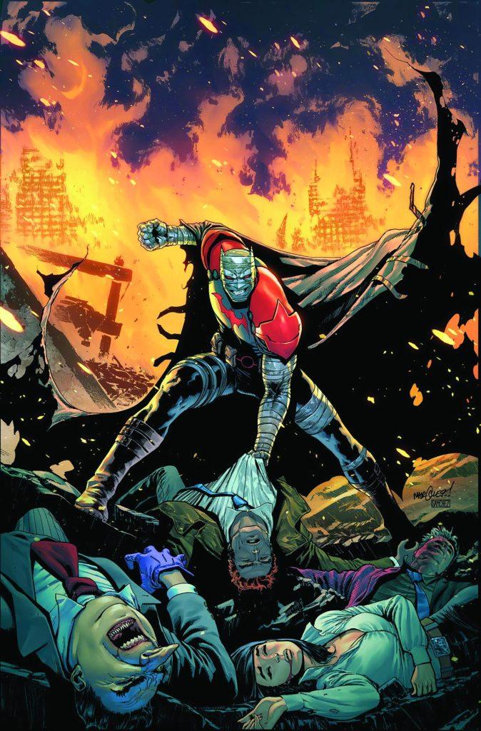 Tales From The Dark Multiverse: Batman: Hush #1 – On Sale November 3