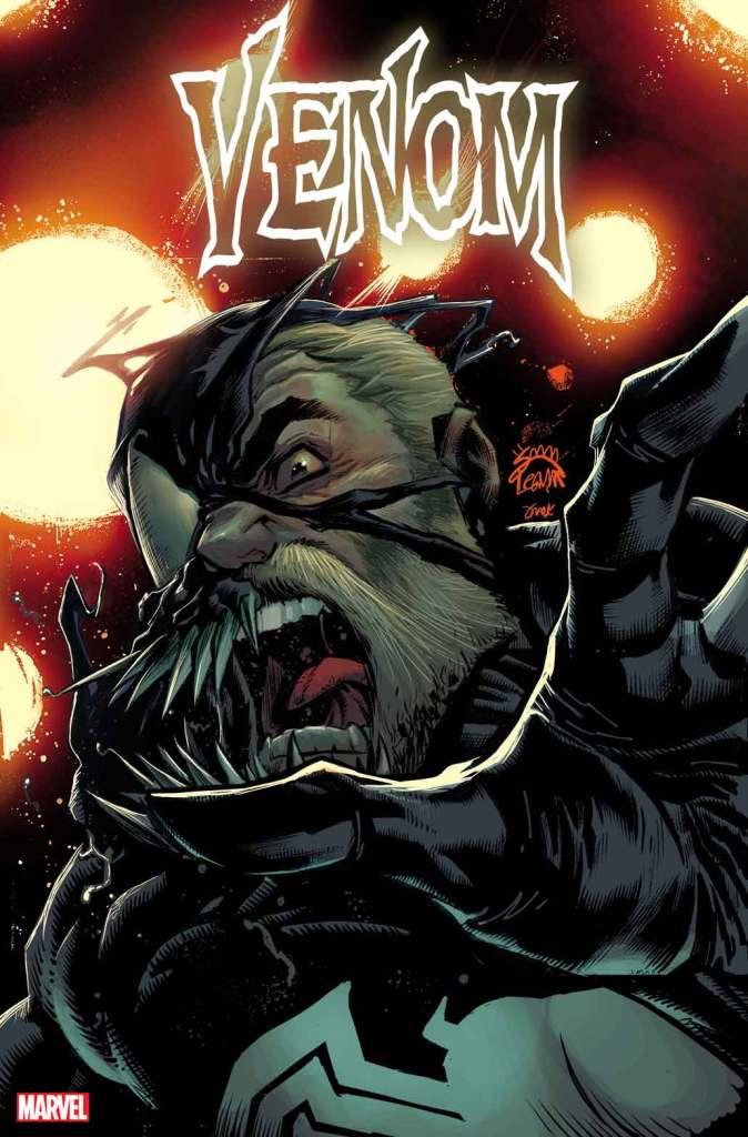 Venom #28 Ryan Stegman variant
