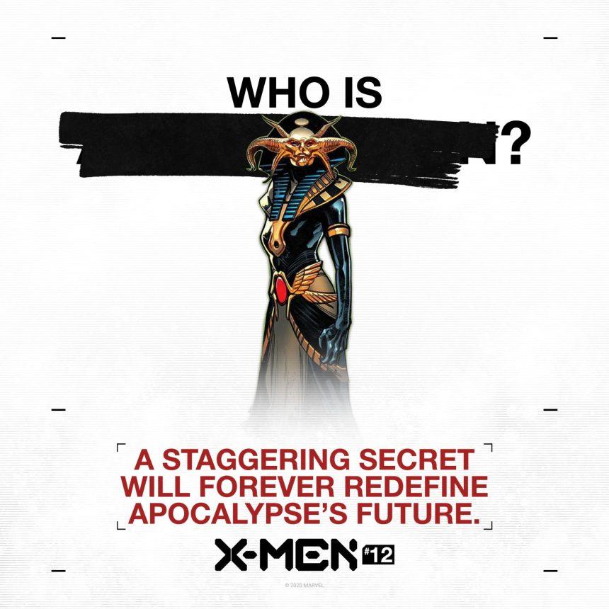 X-Men #12 teaer