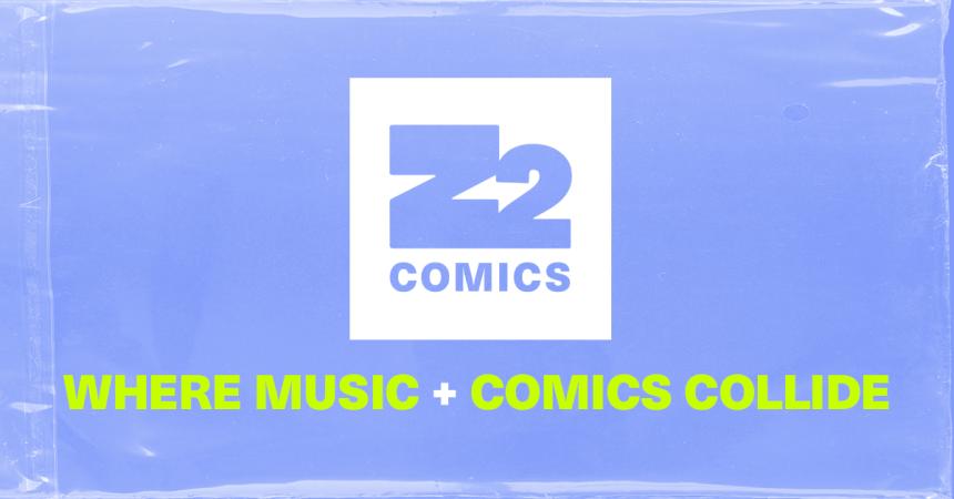 Z2 Comics logo
