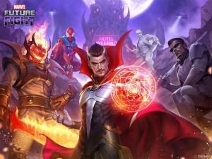 Marvel Future Fight Damnation