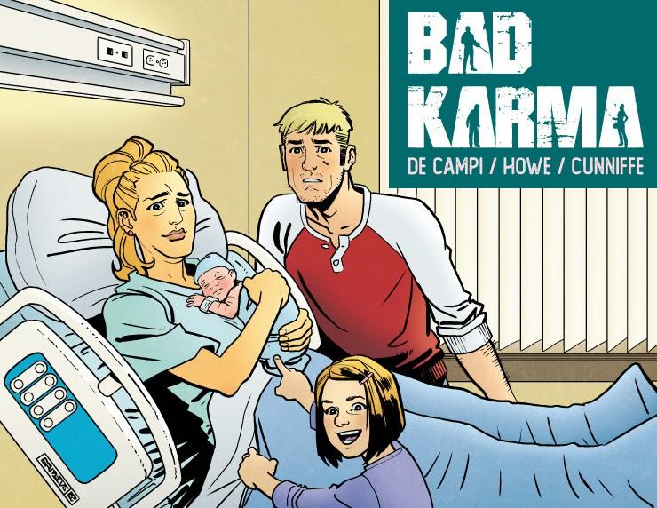 Bad Karma #3