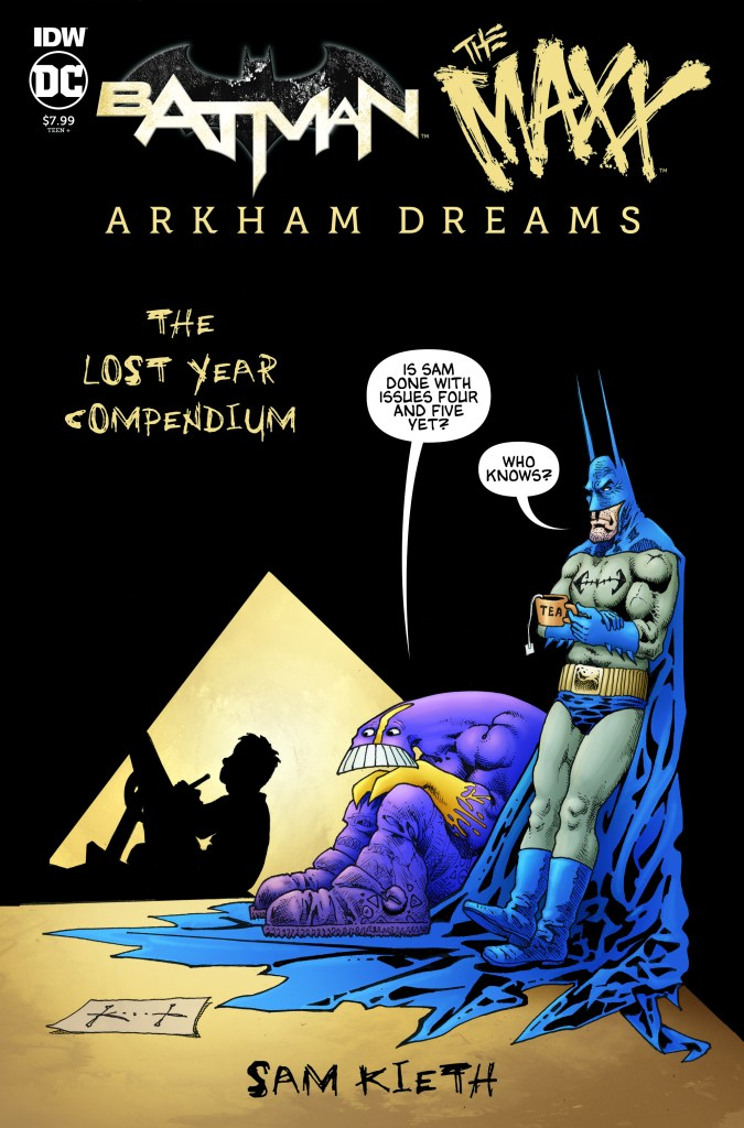 Batman/The Maxx: Arkham Dreams the Lost Year Compendium