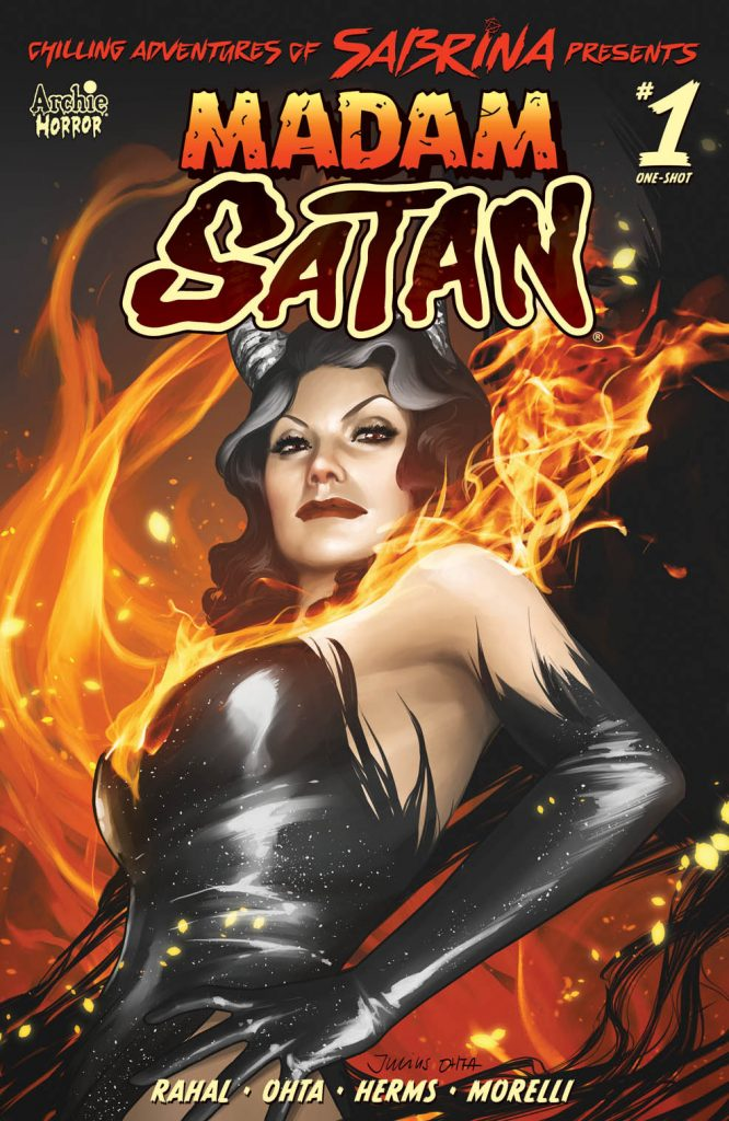 CHILLING ADVENTURES OF SABRINA PRESENTS: MADAM SATAN ONE-SHOT