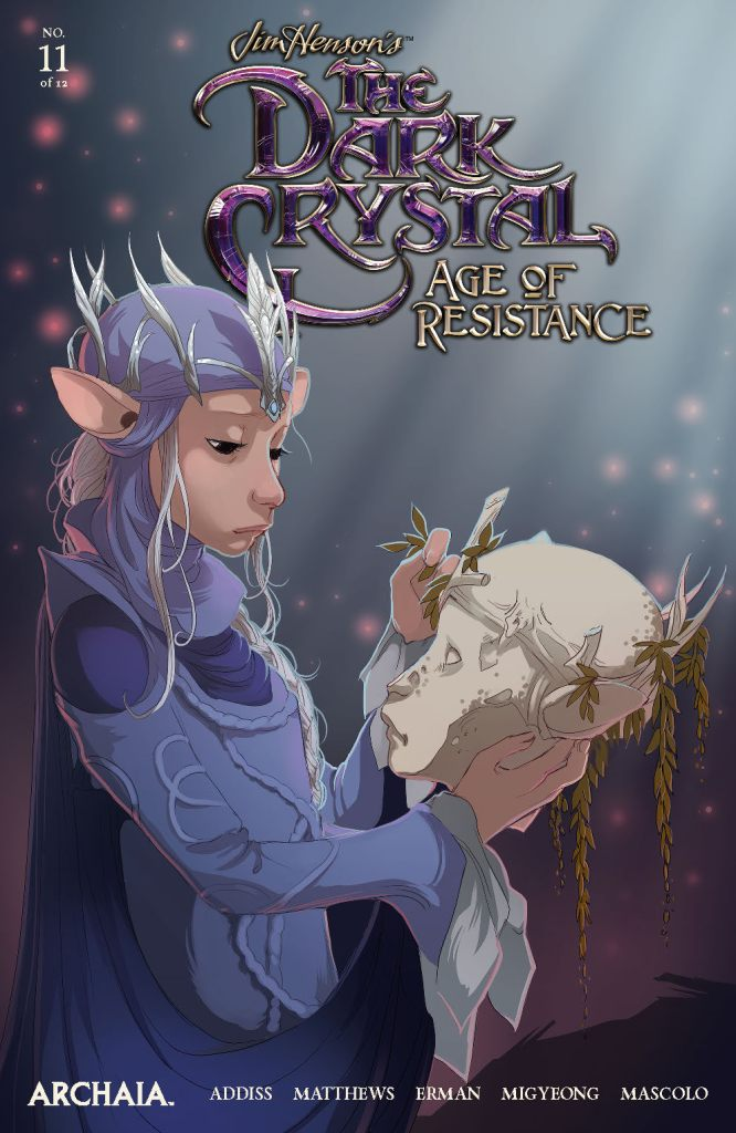 Jim Henson's The Dark Crystal: Resistance #11