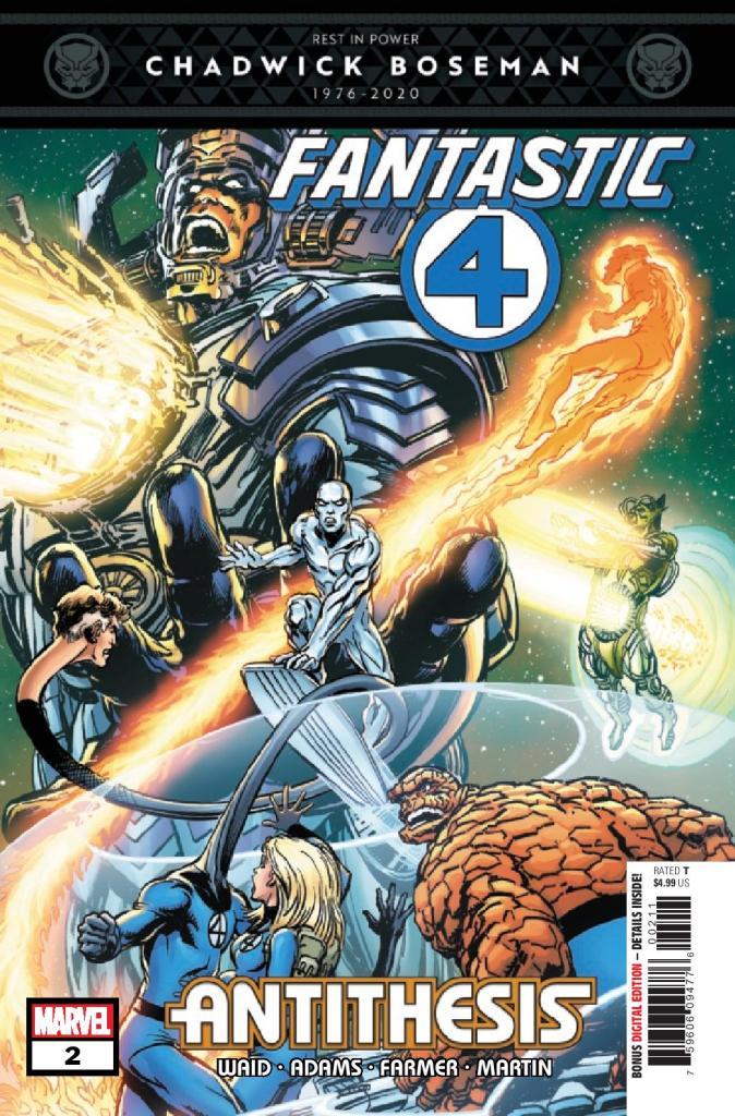 Fantastic Four: Antithesis #2 (of 4)