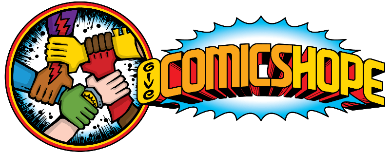 Give Comics Hope logo
