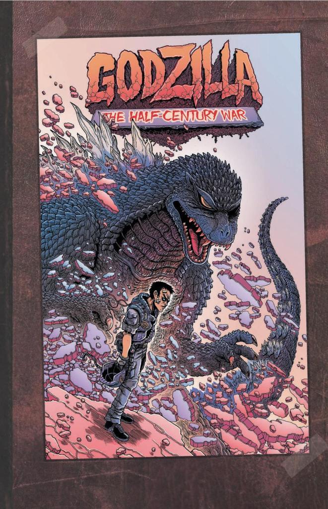Godzilla: Half Century