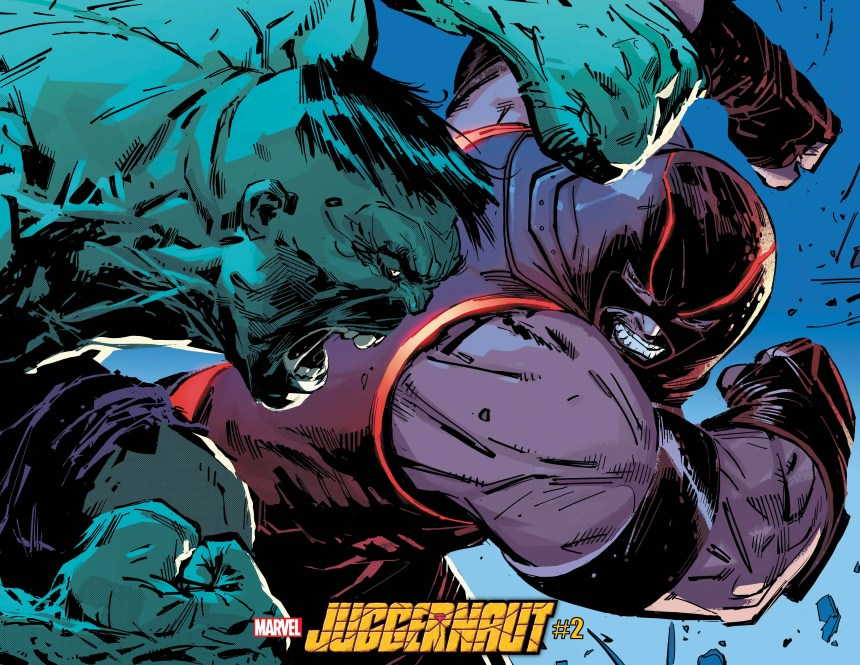 Juggernaut #2