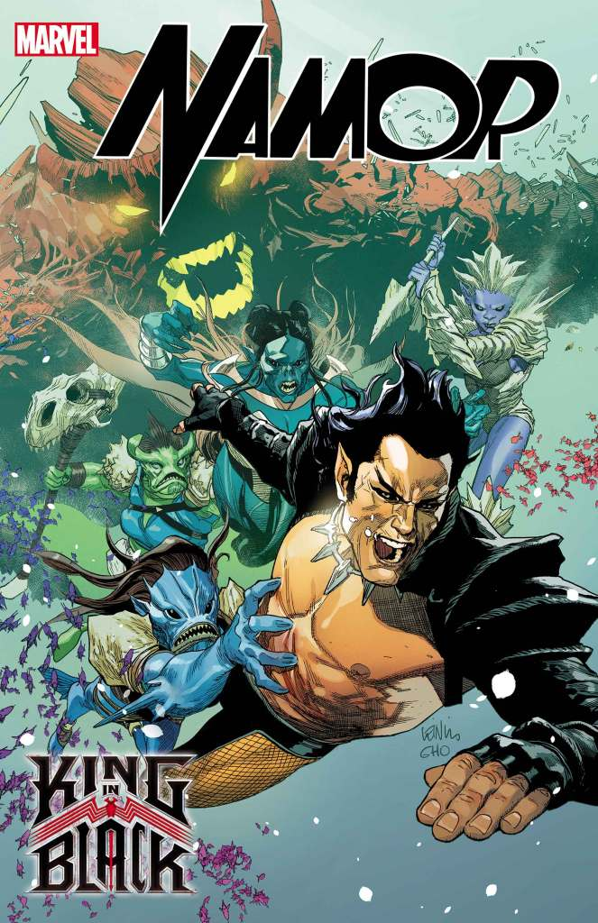 KING IN BLACK: NAMOR #2 (OF 5)