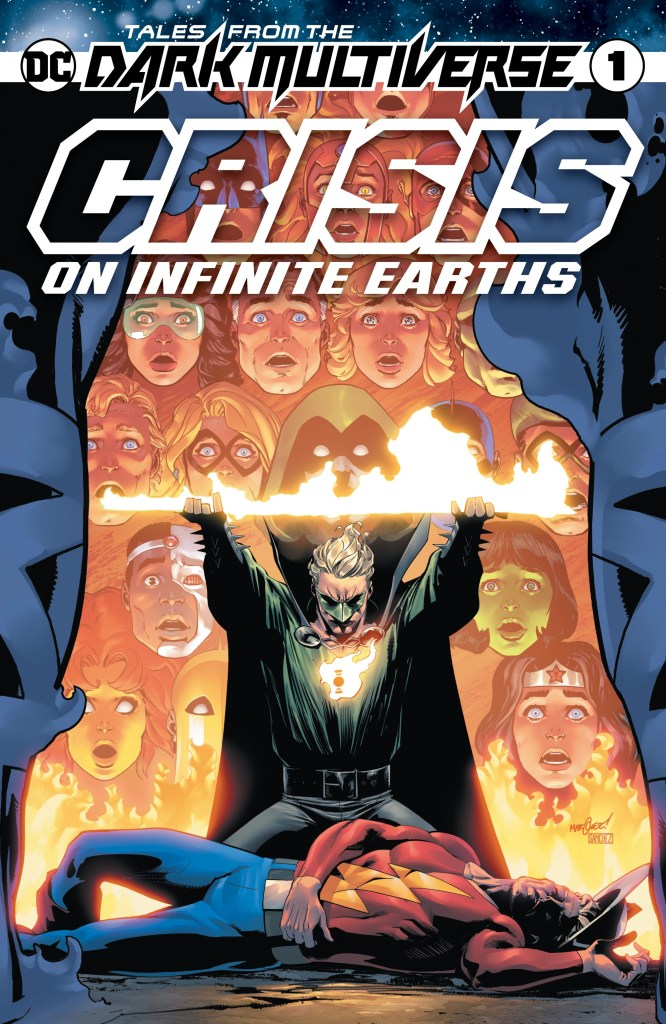 TALES FROM THE DARK MULTIVERSE: CRISIS ON INFINITE EARTHS