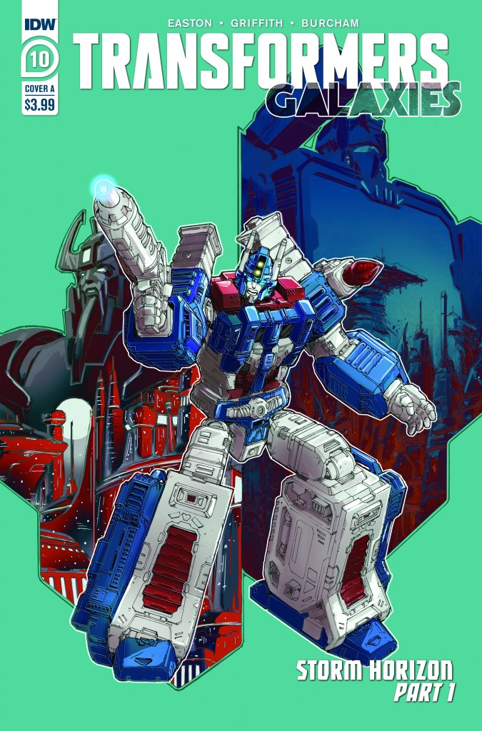 Transformers: Galaxies #10
