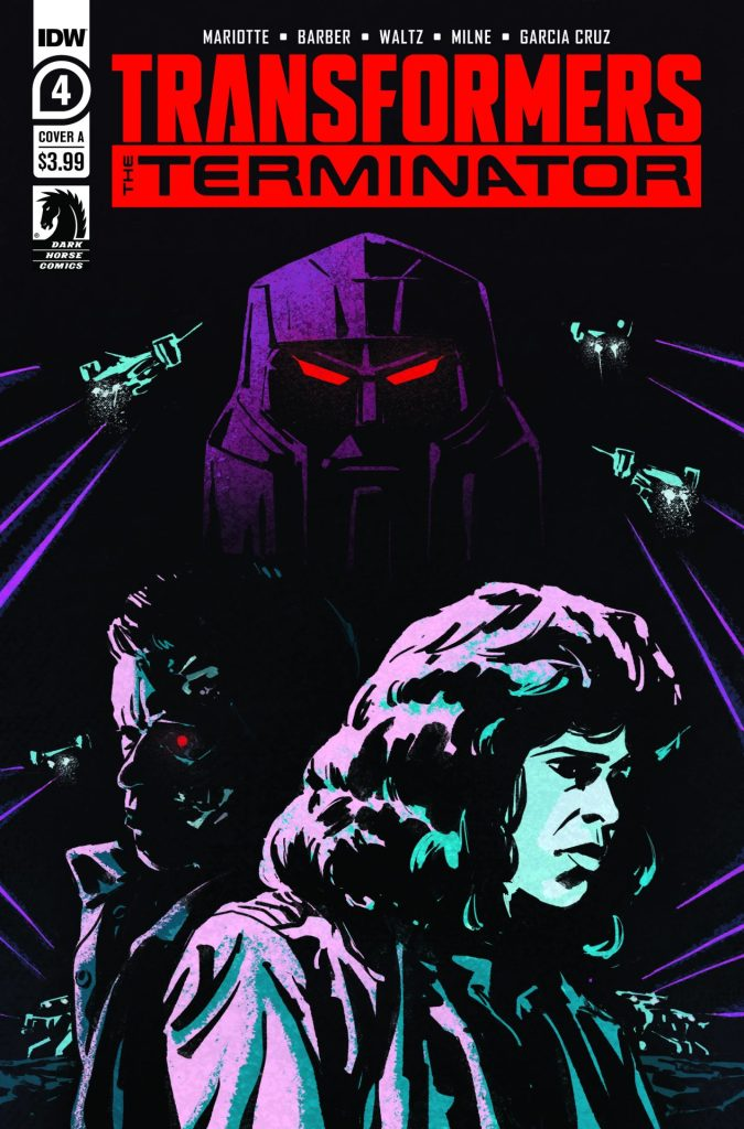 Transformers vs. The Terminator #4 (of 4)