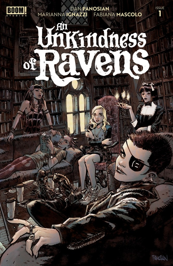Unkindness of Ravens #1
