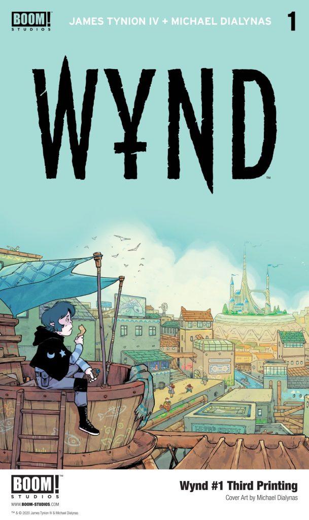 Wynd #1 Third Printing