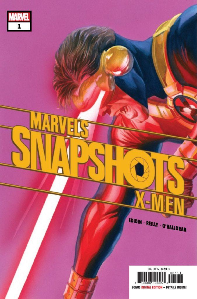 Marvels Snapshots: X-Men #1