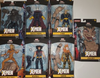 Marvel Legends: Age of Apocalypse