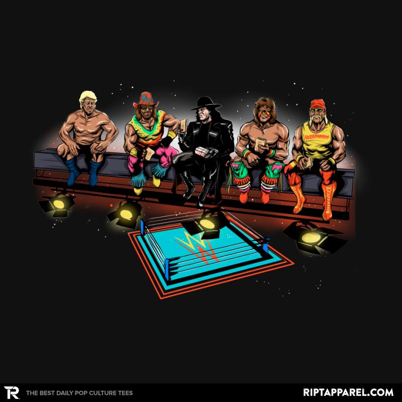 Wrestlers Break