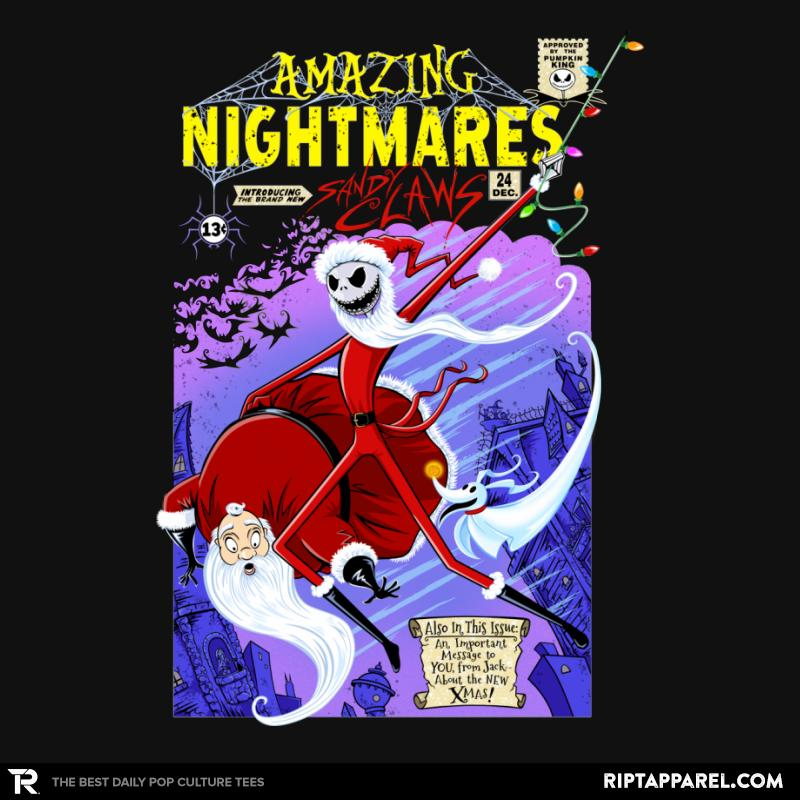 Amazing Nightmares