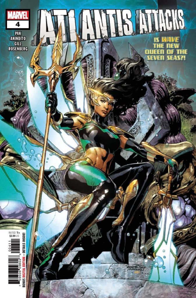 Atlantis Attacks #4 (of 5)