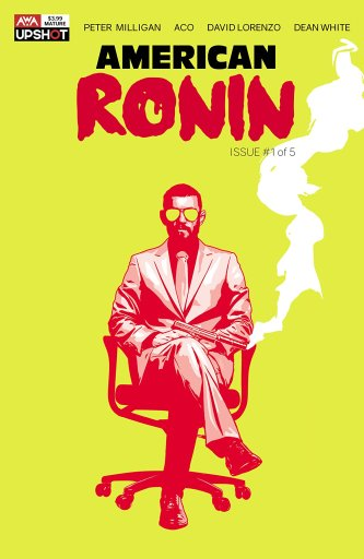 American Ronin #1
