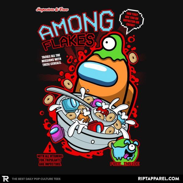 Among Flakes