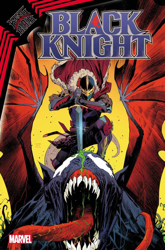 KING IN BLACK: BLACK KNIGHT  #1
